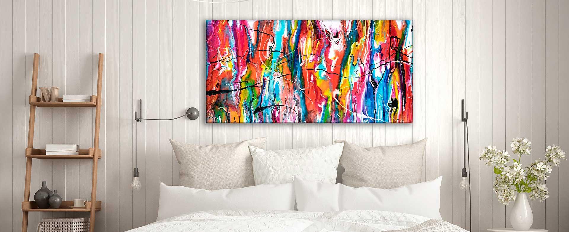 Køb malerier direkte hos kunstneren